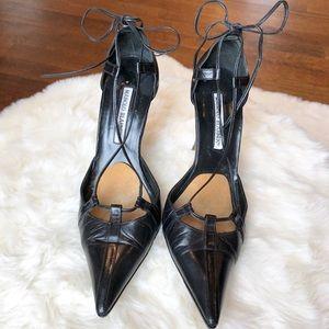 MANOLO BLAHNIK heels🖤 Size 38.5